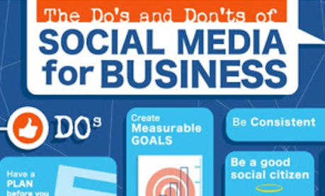 Dos & Don'ts Of Social Media For Business [Infographic]