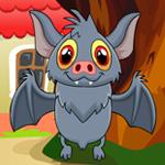Games4King - Vampire Bat Rescue