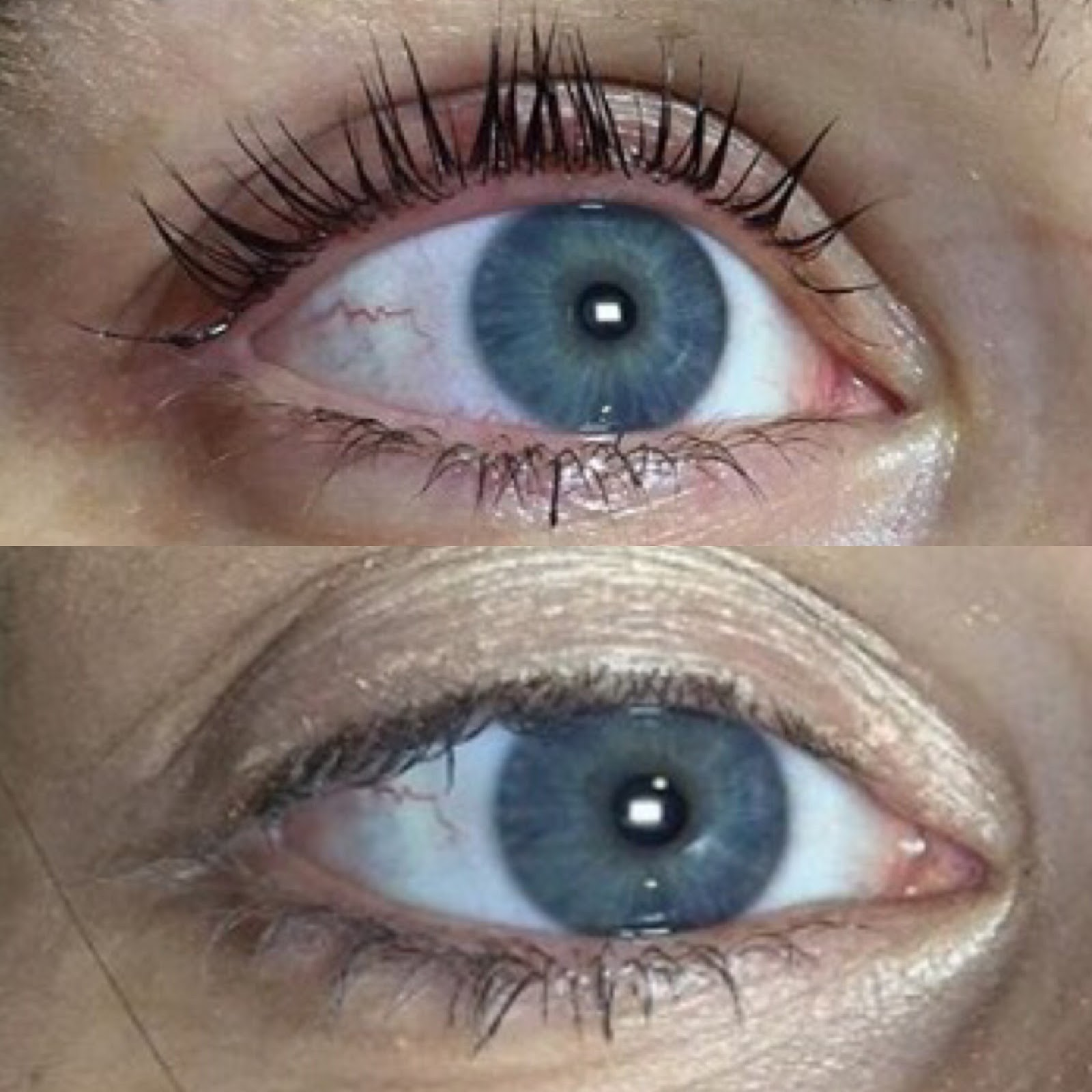 LVL lashes at Bloom Permanent Cosmetics Liverpool