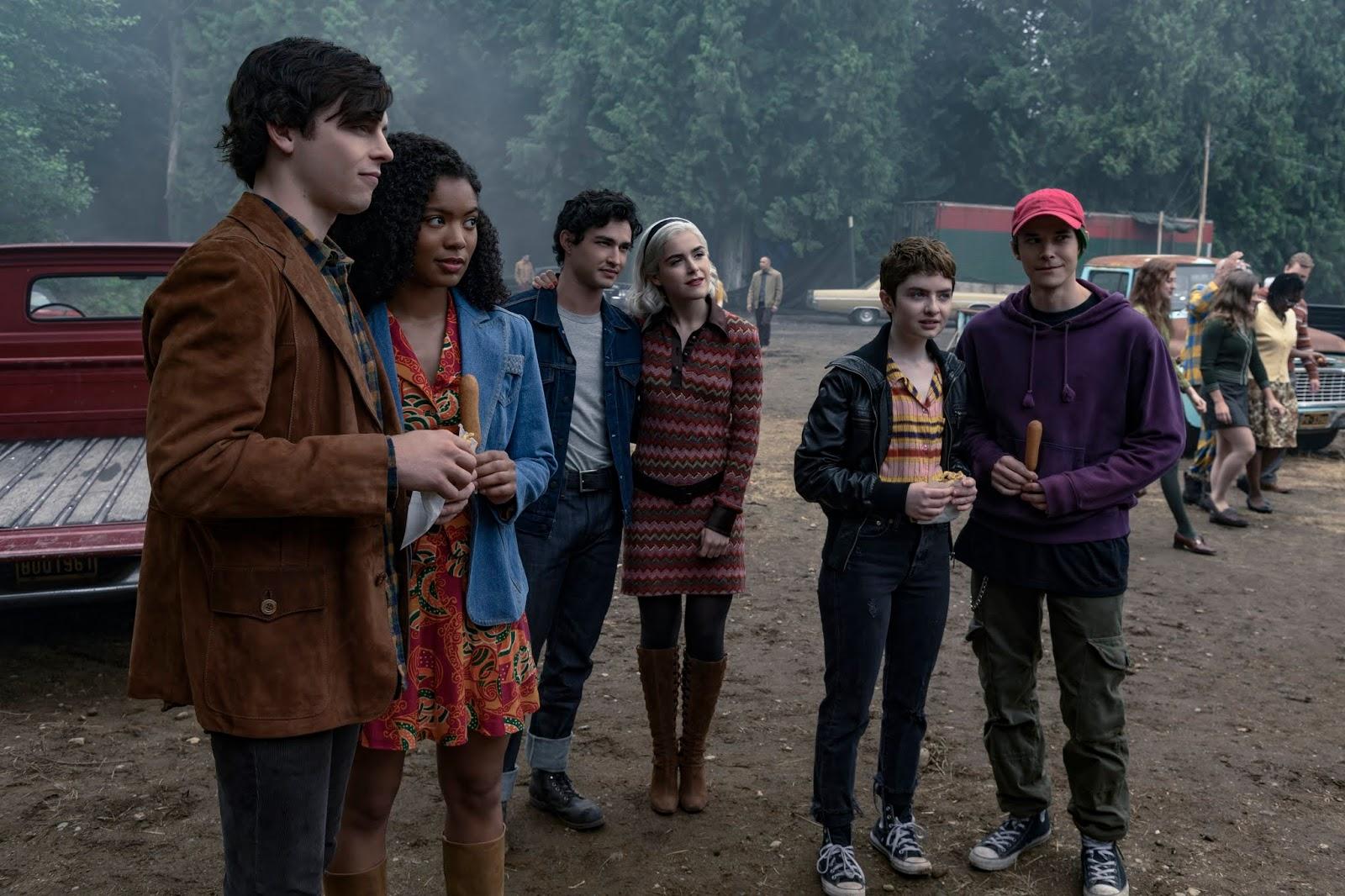 chilling adventures of sabrina, sezon 3, netflix, recenzja serialu