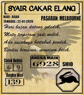 SYAIR MELBOURNE 22-01-2020