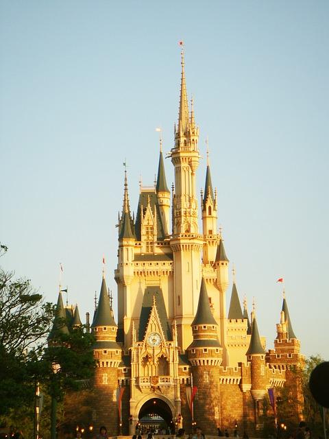 Visit Tokyo Disneyland and Tokyo Disneysea