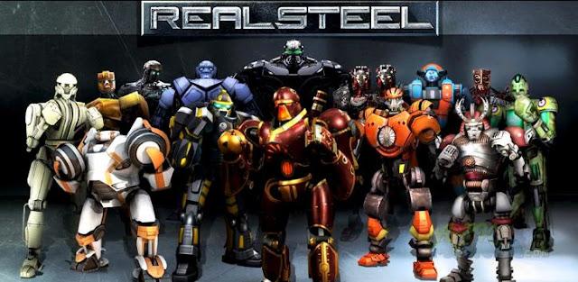 Download Gratis Game Real Steel HD v1.22.7 Terbaru 2016