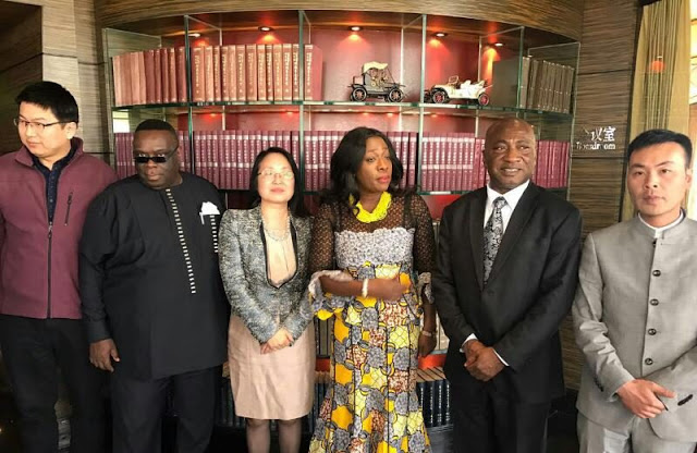 Tourism Minister Markets Ghana In China
