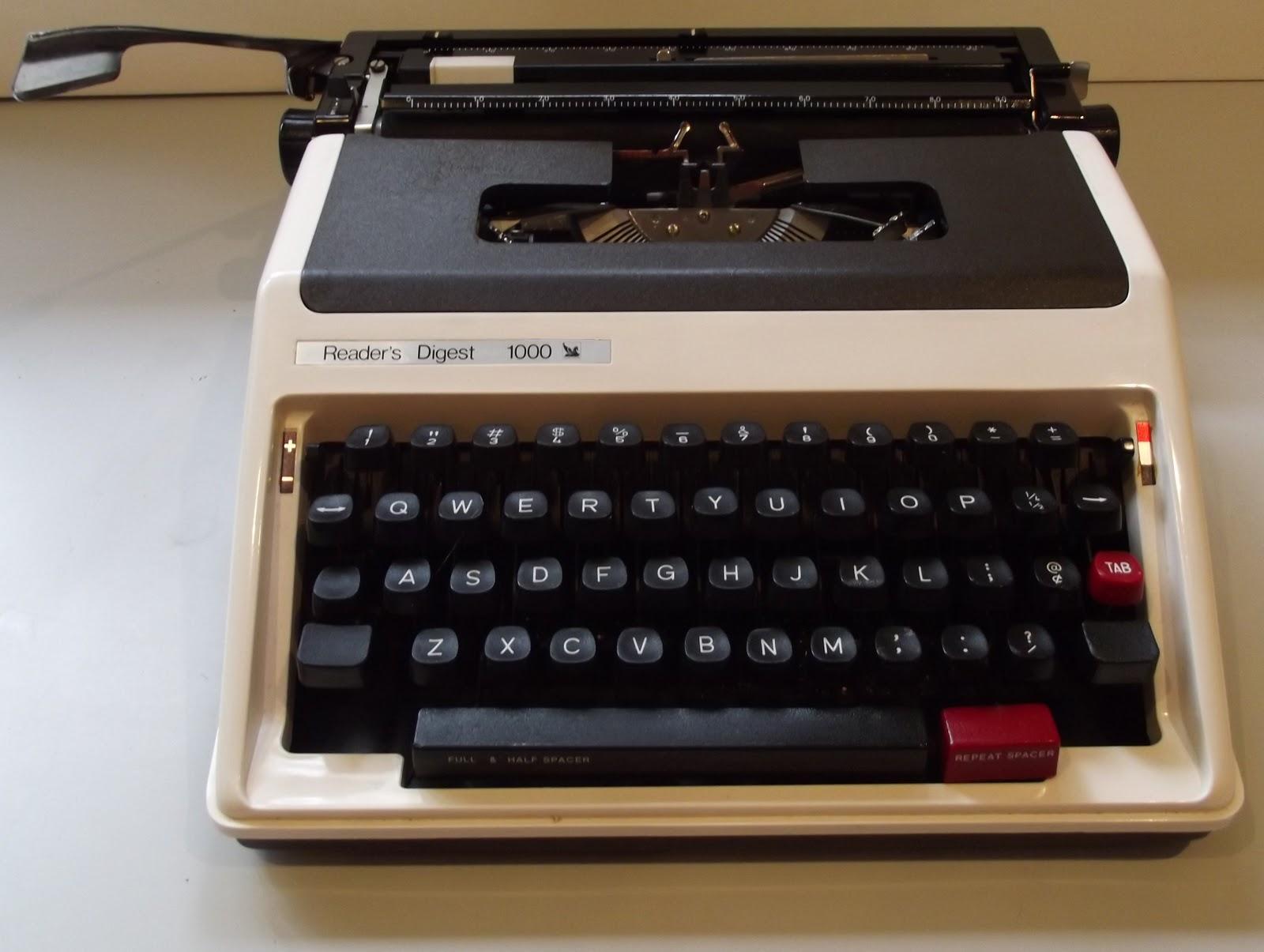 Oz Typewriter Korean Typewriters
