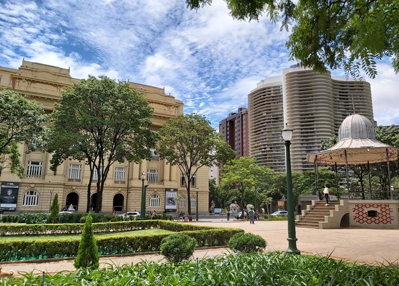 Circuito cultural Praça da Liberdade - BH