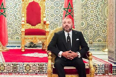"""""""انشطة ملكية"""" صاحب الجلالة يبعث ببرقية تعزية ومواساة إلى رئيس جمهورية البرتغال"""