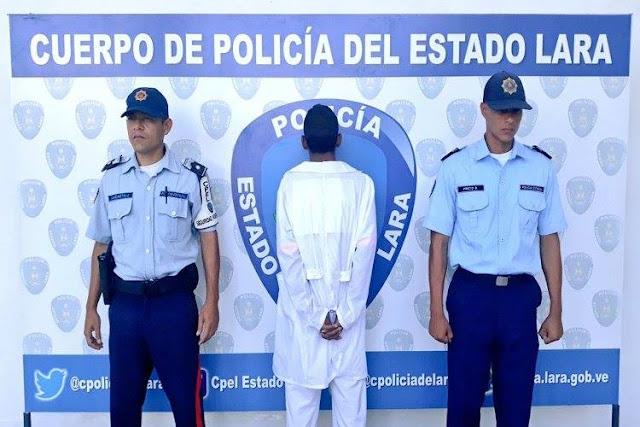 Detenido un Médico Falso que daba consultas en el Hospital Central de Barquisimeto
