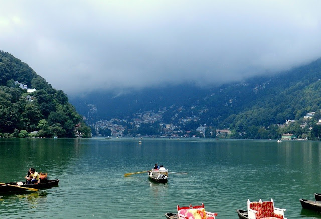 Nainital Attraction : Naini Lake Nainital