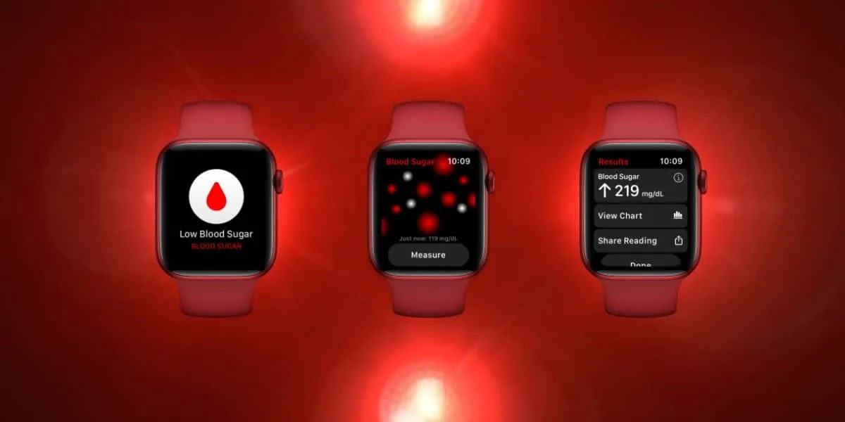 Apple agregará un medidor de glucosa en sangre al Apple Watch