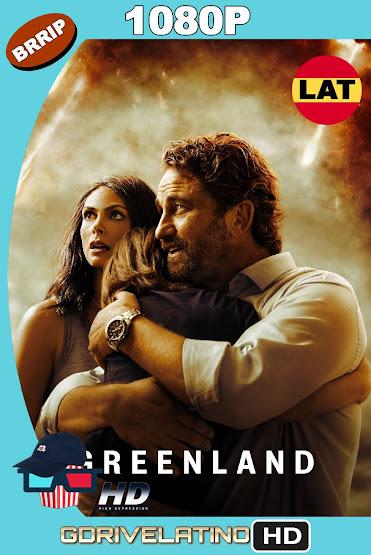 Greenland: El Día del Fin del Mundo (2020) BRRip 1080p Latino-Ingles MKV