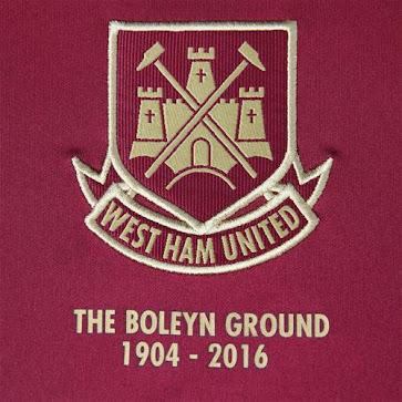 West Ham United 15-16 Kits Released - Footy Headlines 49048a8fa