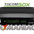 Tocombox Zeus HD IPTV Atualização V3.045 - 03/10/2017