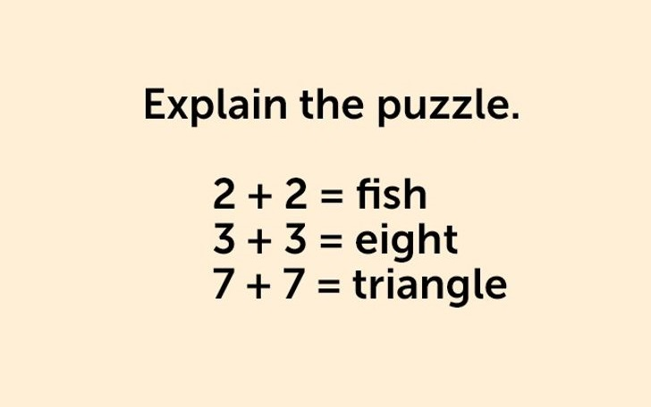 Math Logical Riddle