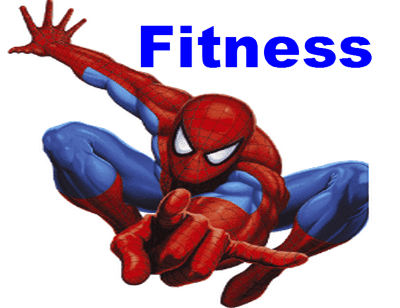 The Spider Man Workout, Fitness, Exercises, Power.