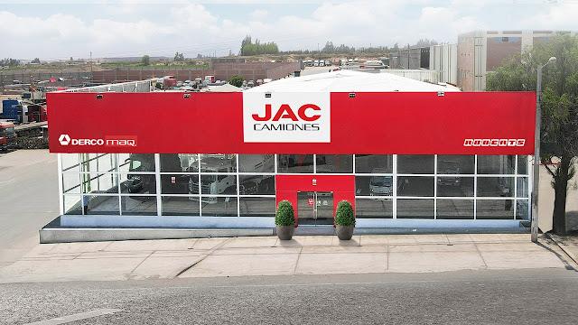 Camiones JAC