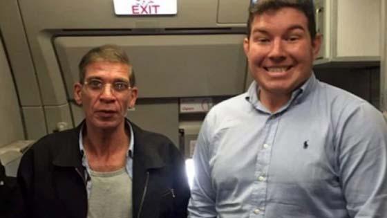 Selfie Bersama Perampas Pesawat EgyptAir