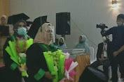 Woow... Mahasiswi Asal Pulau Jinato Menjadi Wisudawati Terbaik di STAI Al-Gazali Bulukumba