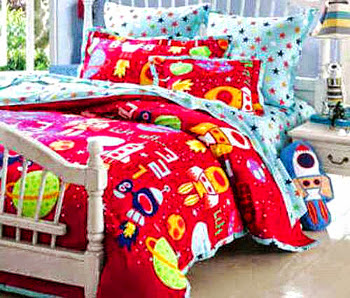 Sprei motif Apollo