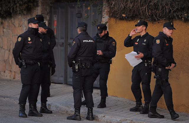 YouTuber é preso na Espanha
