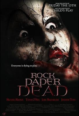 Rock, Paper, Scissors 2019 DVD R1 NTSC Sub