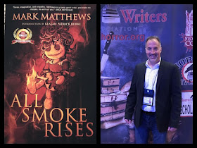 Garden of Fiends AND All Smoke Rises, signed by author Mark Matthews