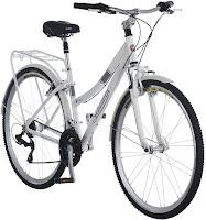 Schwinn Discover Hybrid Bike for Men and Women, 21 Speed, 28-Inch Wheels
