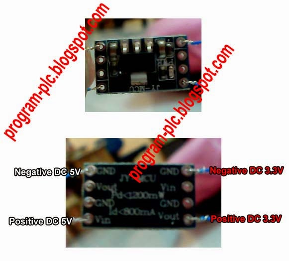 Linear Voltage Reducing Output DC 3.3V