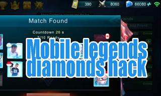 Cheat Mobile Legends Diamonds Dan Skin Gratis Terbaru