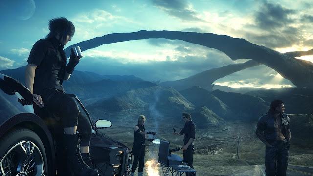 مبيعات لعبة Final Fantasy XV على جهاز PC تسجل 200 ألف نسخة في ظرف قياسي ...
