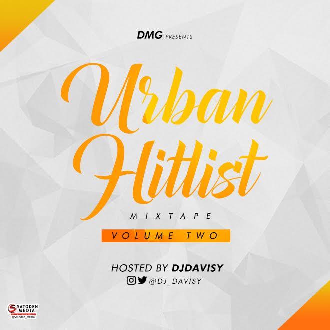 Mixtape: DJ Davisy - Urban Hitlist 2 0 - @Dj_Davisy