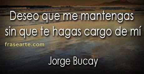 Frases para el amor - Jorge Bucay