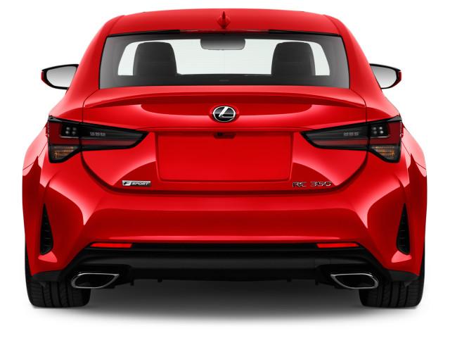 2021 Lexus RC Review