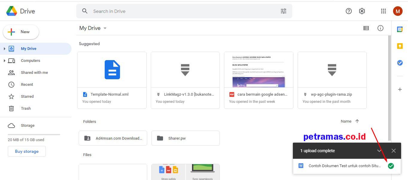 Cara Membuka Word Dengan Google Docs