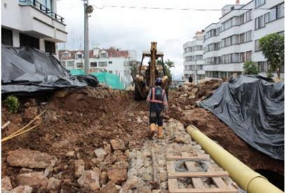 FUSAGASUGÁ: INICIAN PROCESO PARA CONTRATAR RECONSTRUCCIÓN DEL BOX COULVERT DE PEKÍN.