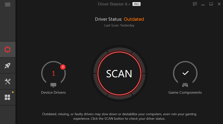 IObit Driver Booster PRO 6.4.0.392 Full Version
