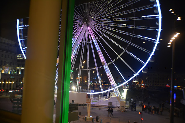 Une Table au sud Marseille Ferris Wheel