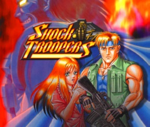 10 video games of all time, top ten video games, 10 best video game, 100 best video games, best game of all time, greatest video game of all time, 200 BEST VIDEO GAMES OF ALL TIME 51. Shock Troopers