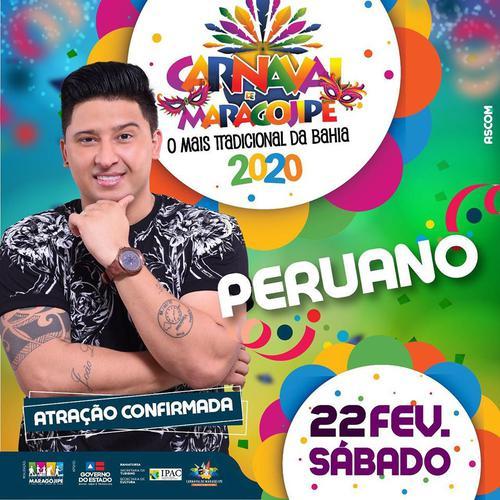 Peruanno - Carnaval de Maragogipe - BA - Fevereiro - 2020