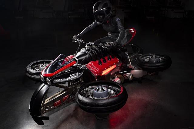 Lazareth LMV 496 Hoverbike