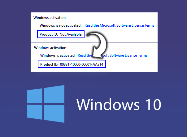 تحميل وشرح برنامج تفعيل نظام ويندوز 10 بالنسخة النهائية