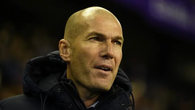 Zidane rejects Bale's departure from Real Madrid and talks about facing Atlético Madrid