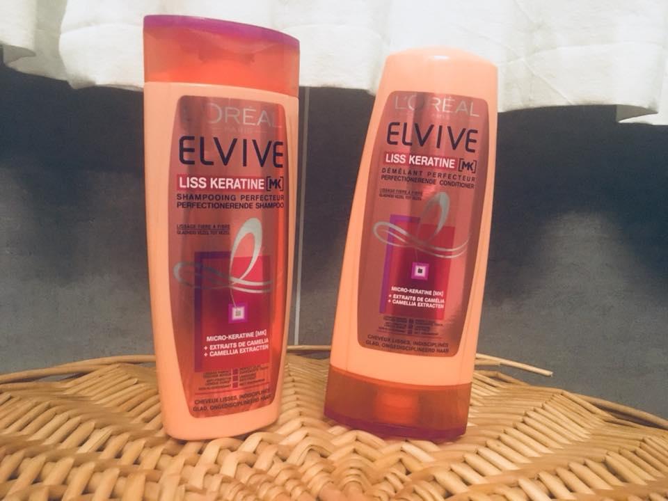 Gamme Elvive L'Oréal