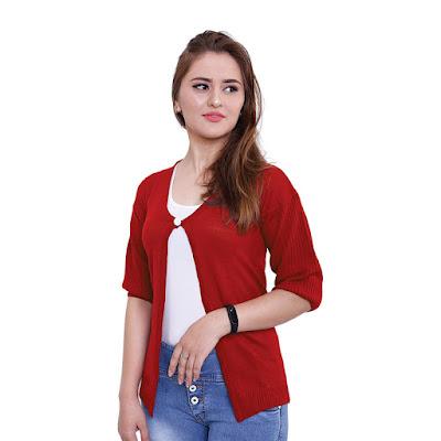 Sweater Rajut Wanita Catenzo ZM 115