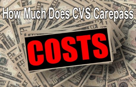 How Much does it cost to Join CVS CarePass?