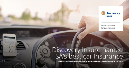 Discovery Auto Insurance >> Tersia Van Nieuwenhuizen Discovery Insure Ranked 1 In