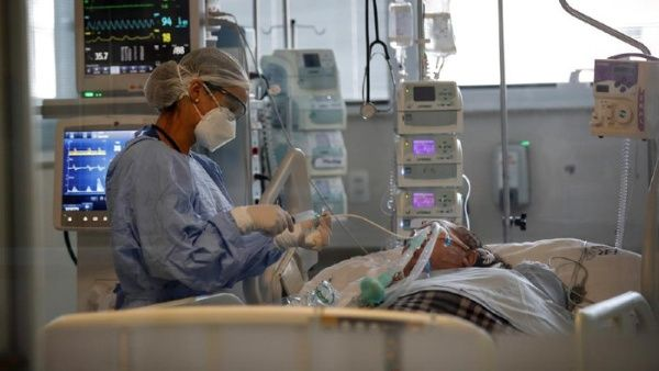 OMS advierte alto número de hospitalizados por la Covid-19