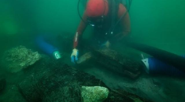 Ναυάγιο δικαιώνει τον Ηρόδοτο 2.469 χρόνια μετά - ΦΩΤΟ