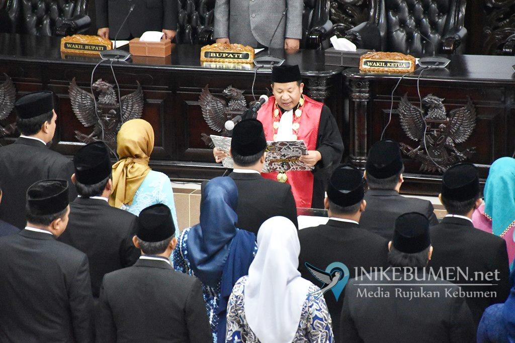 Anggota DPRD Kebumen 2019-2024, Termuda 23 Tahun dan Tertua 62 Tahun
