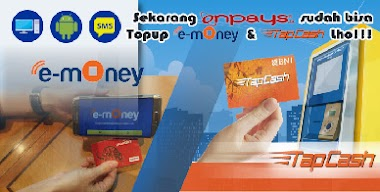 Produk TOpup E-money